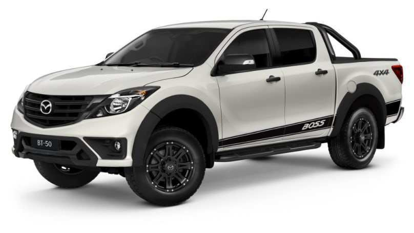 61 The Best All New Mazda Bt 50 2020 Review And Release Date