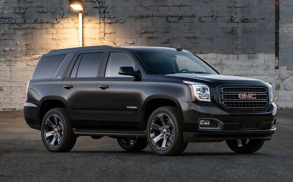 61 The Best Chevrolet Yukon 2020 Price And Review