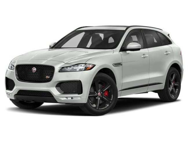 61 The Best Jaguar F Pace New Model 2020 Rumors