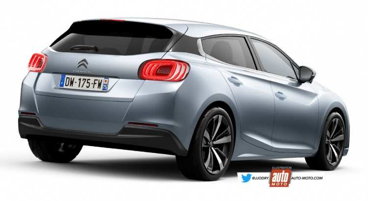 61 The Best Nouvelle Citroen 2020 Redesign And Concept