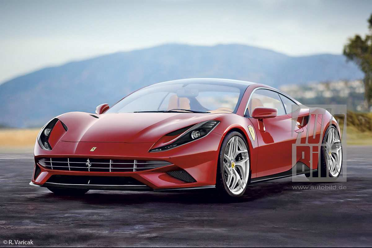 61 The Ferrari V6 2019 New Review