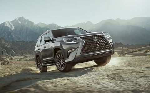61 The Lexus Gx Update 2020 Redesign Review