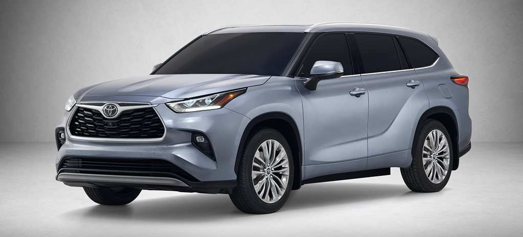 61 The Toyota Kluger 2020 Model Concept And Review