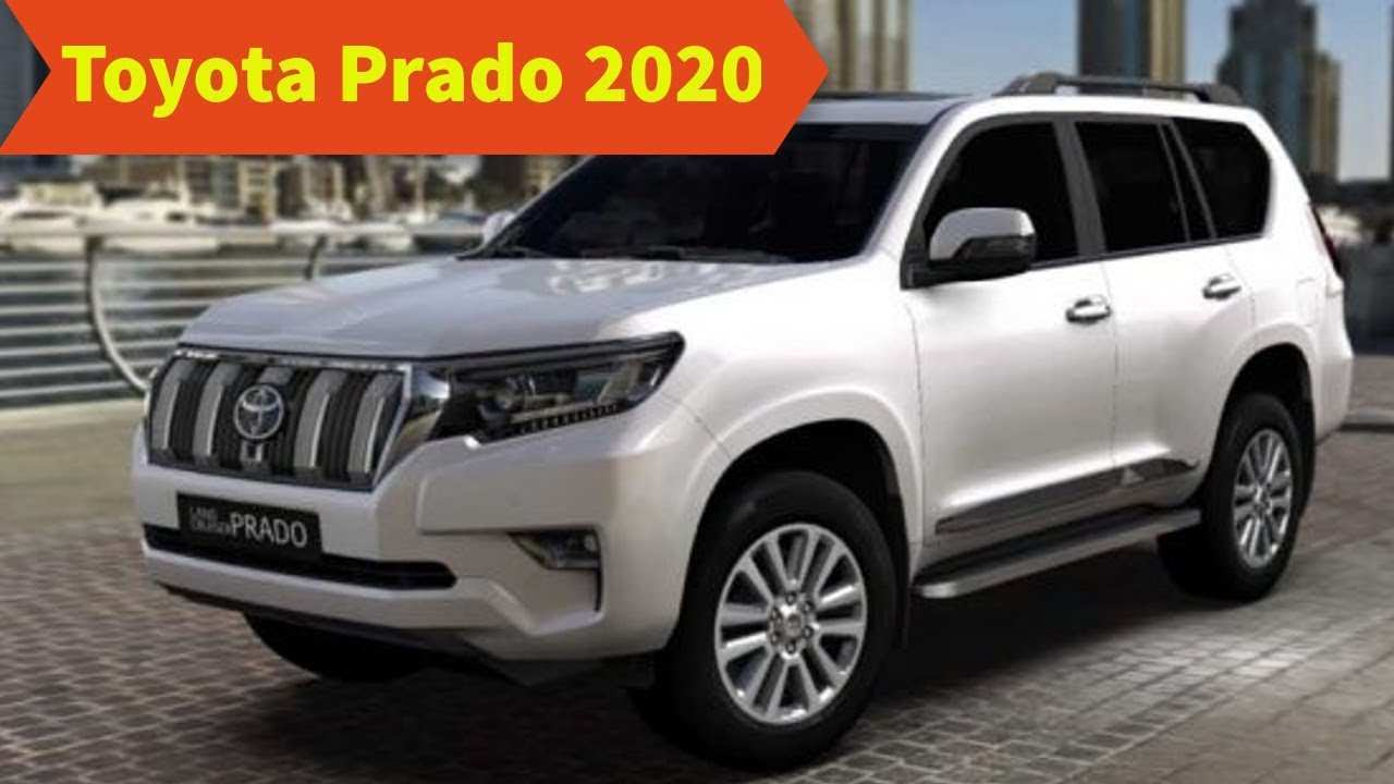 61 The Toyota Prado 2020 Spy Shots Research New