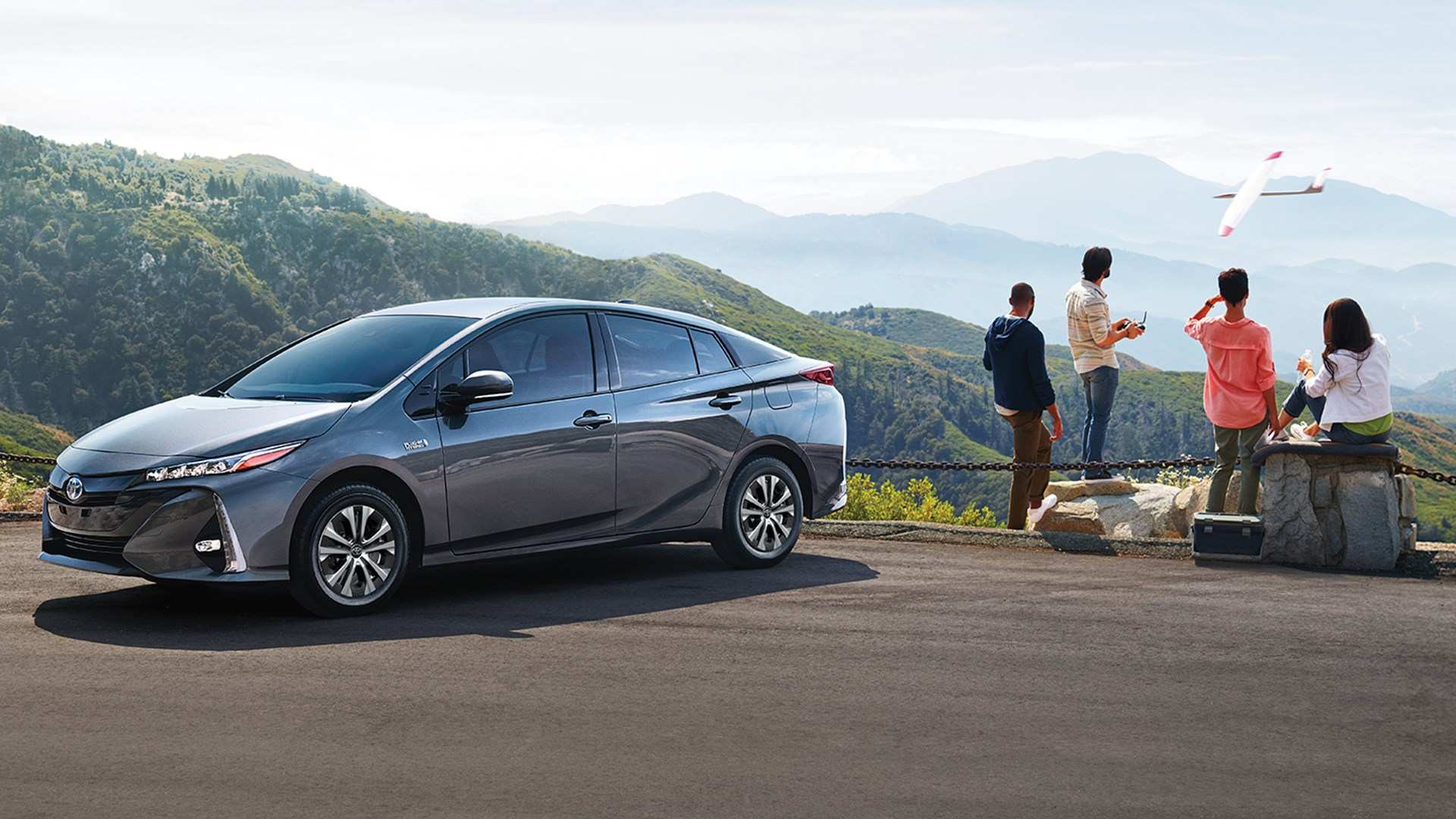 61 The Toyota Prius 2020 Photos