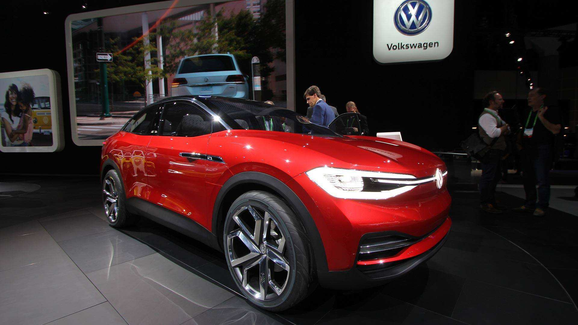 61 The Volkswagen I D Crozz 2020 Redesign And Review