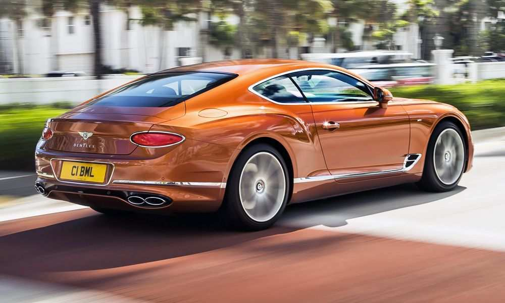 62 A 2019 Bentley Continental Gt V8 Style