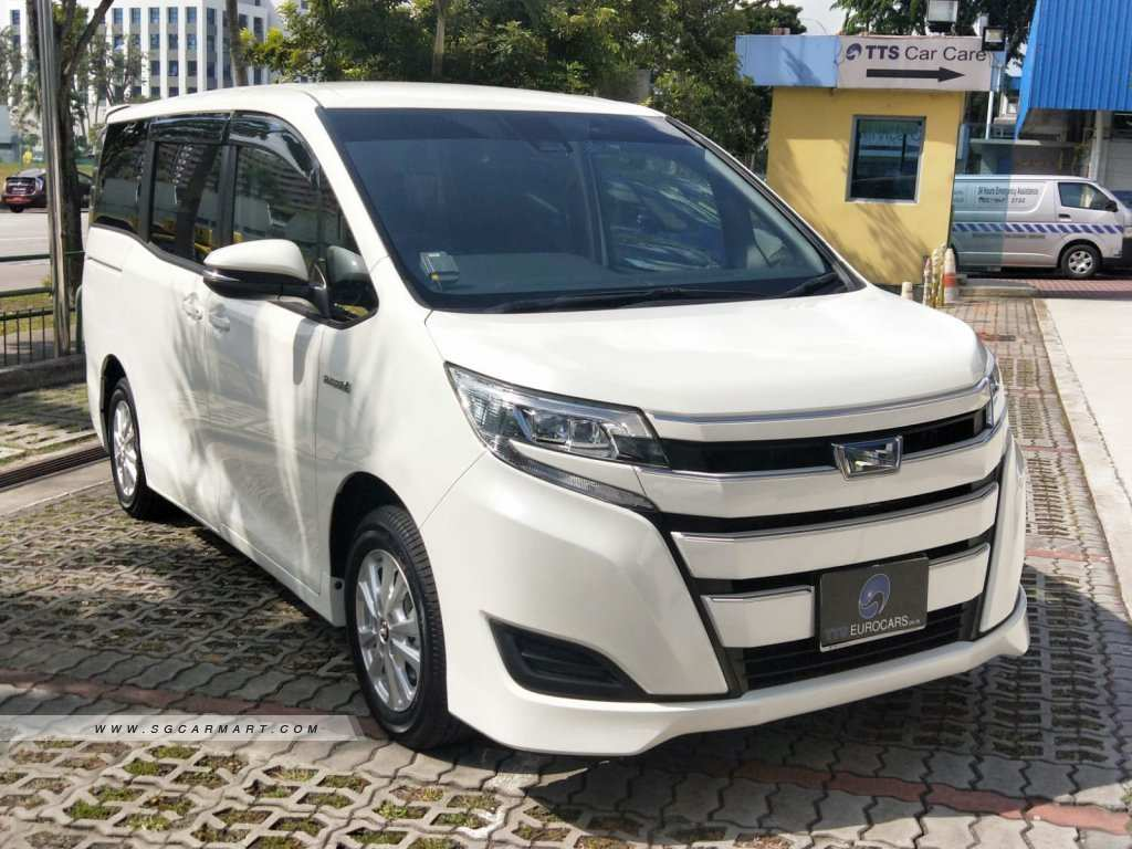 62 A 2019 Toyota Noah Price And Release Date