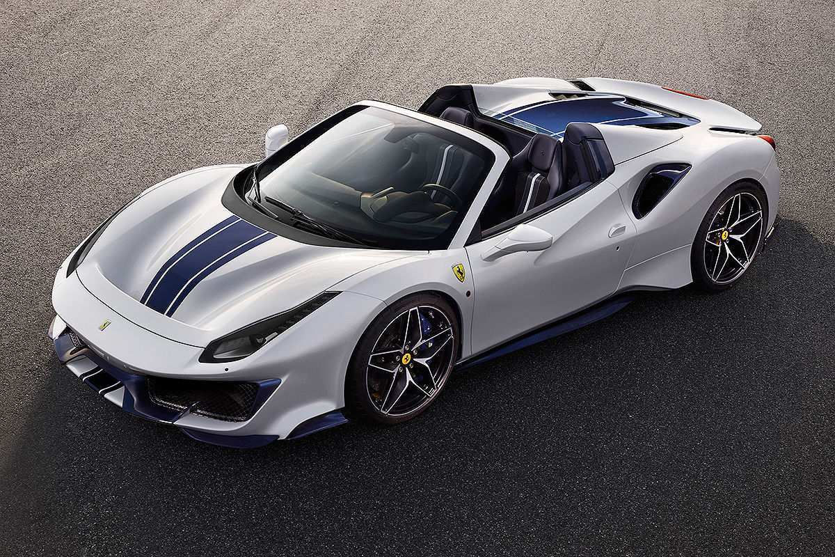 62 A Ferrari V6 2019 Exterior And Interior