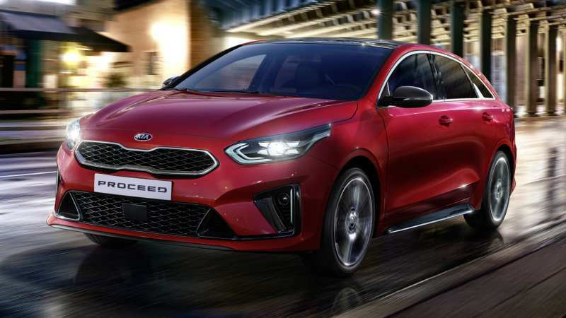 62 A Kia Proceed 2020 Concept And Review
