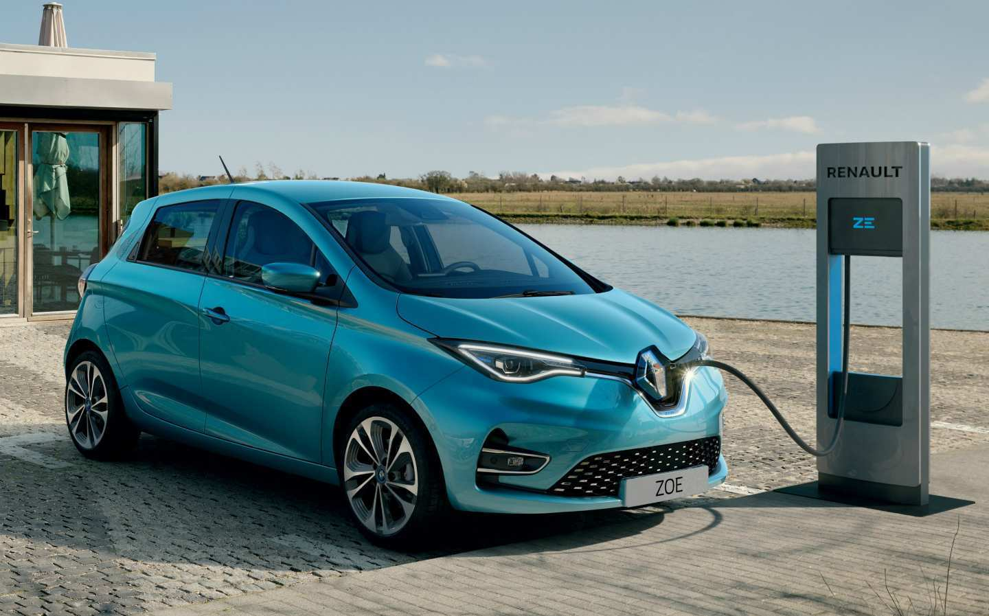 62 A Renault Electric 2019 Photos