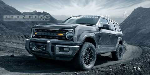 62 All New 2019 Dodge Bronco Review And Release Date