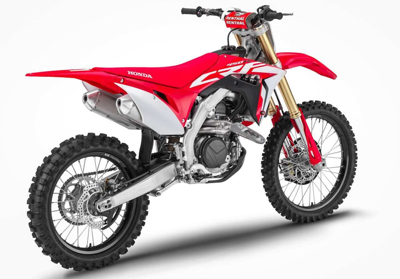 62 All New 2019 Honda 250F Specs