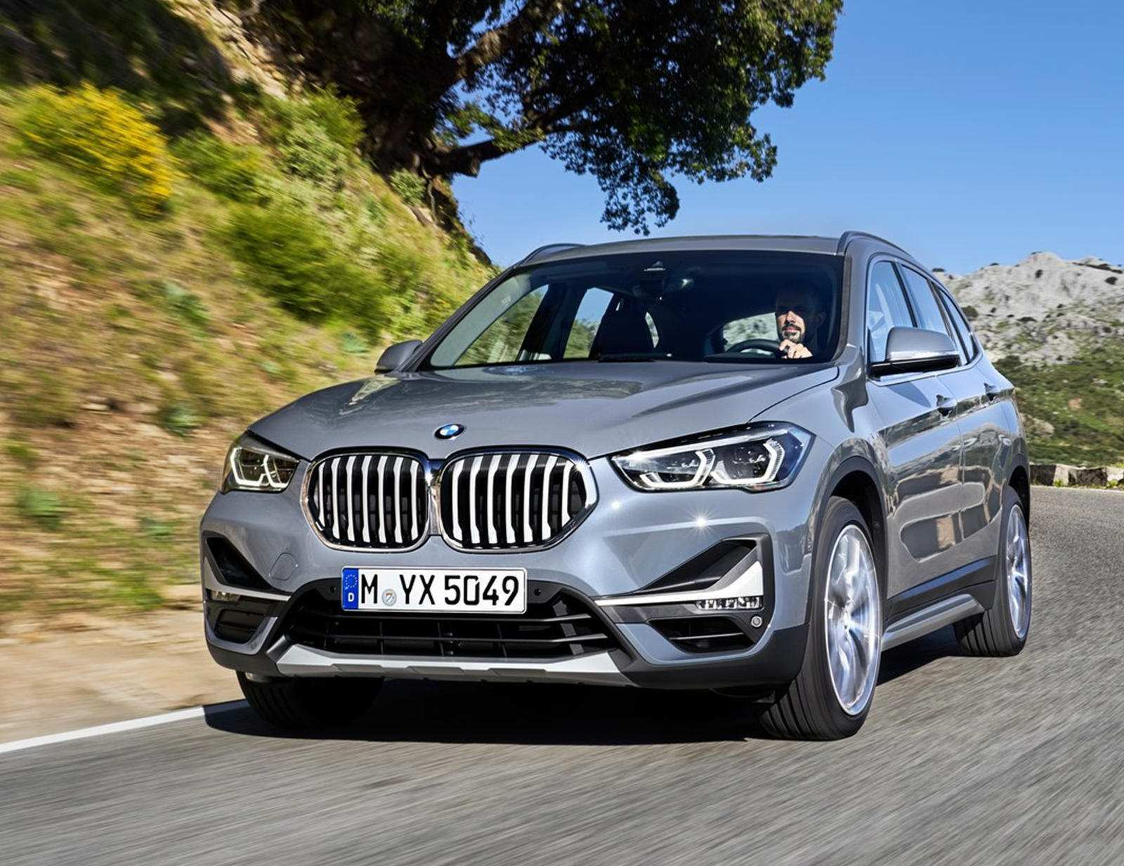 62 All New Bmw X1 2020 Facelift Exterior