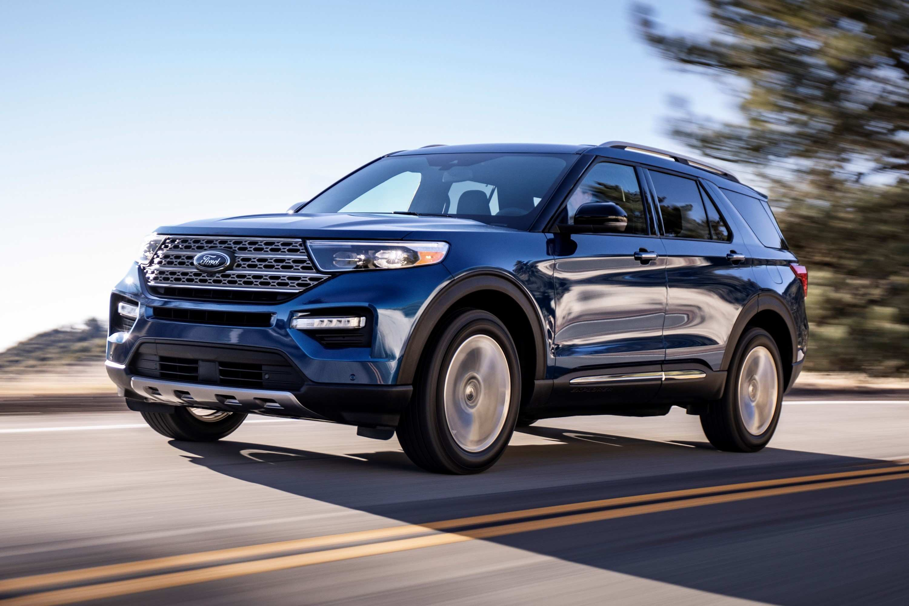 62 All New Ford Unveils The New 2020 Explorer Overview