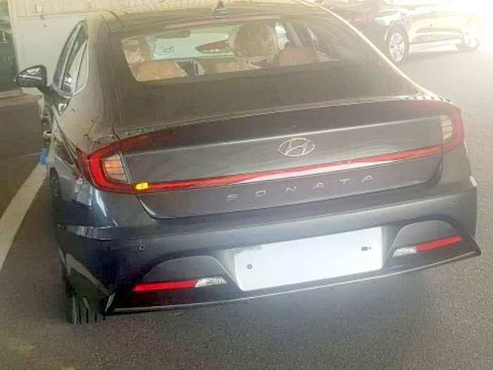 62 All New Hyundai Sonata 2020 Price In India Price And Release Date