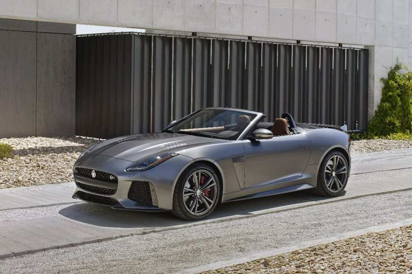 62 All New Jaguar Convertible 2020 New Model And Performance