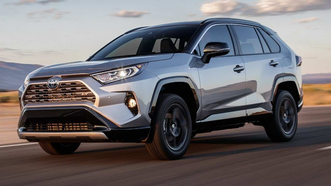 62 All New Toyota Rav4 2020 Concept