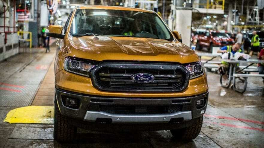 62 Best 2019 Ford Production Schedule Model