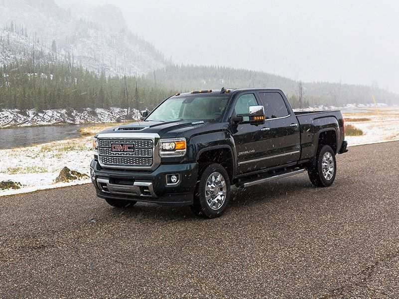 62 Best 2019 Gmc 3 4 Ton Truck Specs And Review