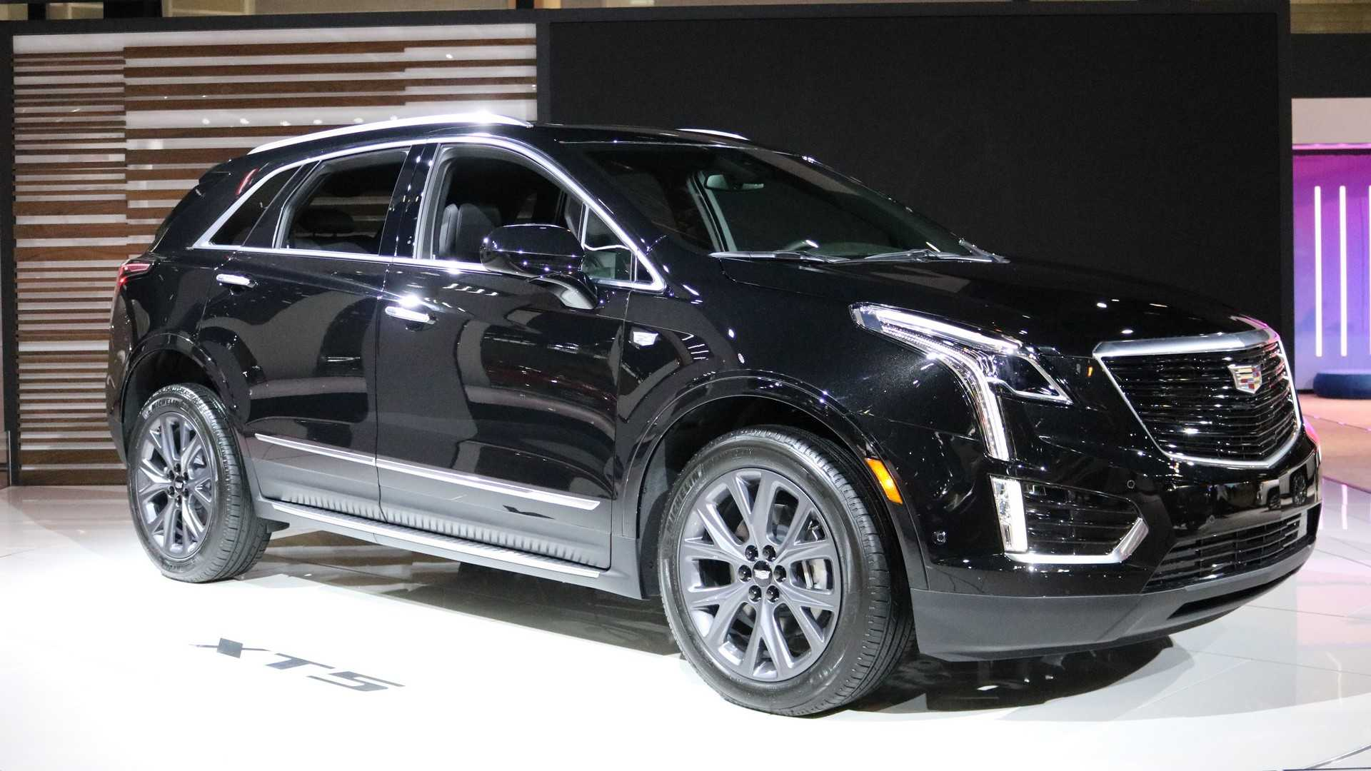 62 Best 2020 Cadillac Xt5 Pictures Configurations