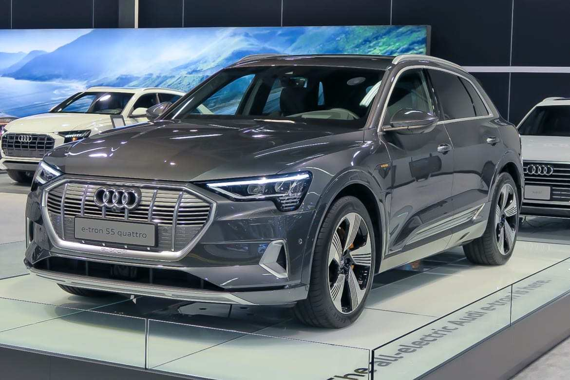 62 New 2019 Audi E Tron Quattro Rumors