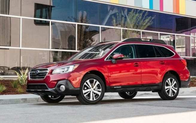 62 New 2020 Subaru Outback Exterior Colors Price And Release Date