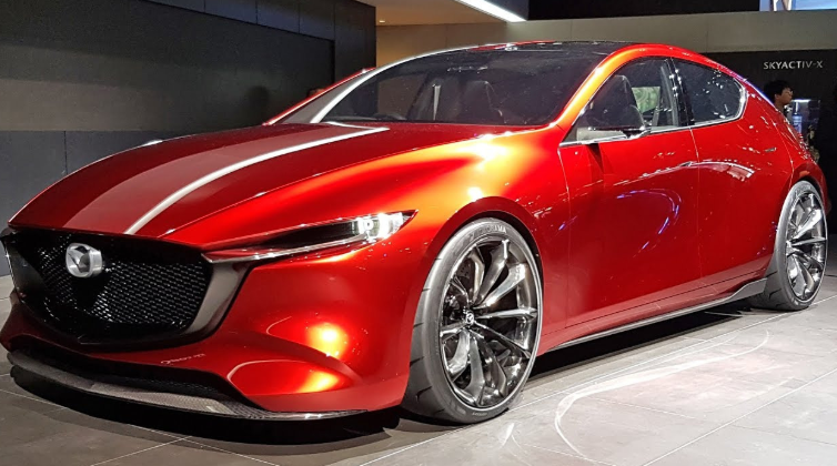 62 New Mazda 3 2020 Release Date Review
