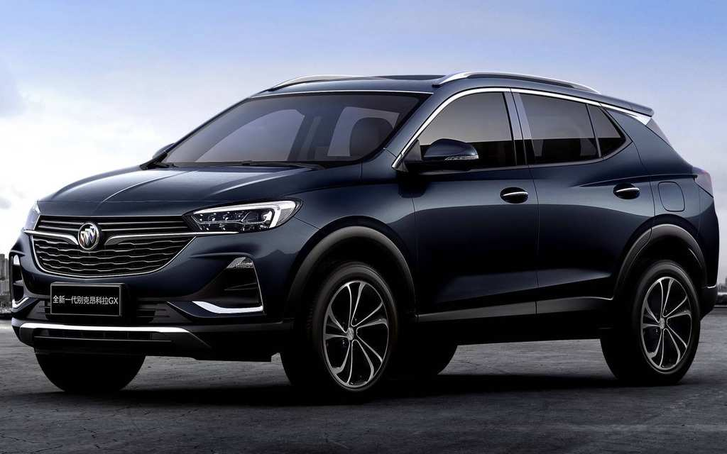 62 New New Buick Suv For 2020 Release Date And Concept