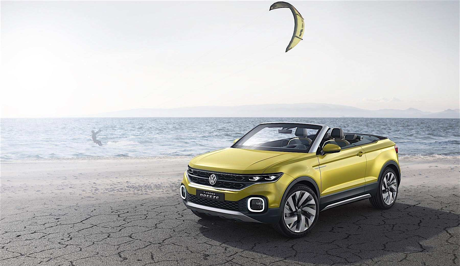 62 New Volkswagen T Roc Cabrio 2020 Picture