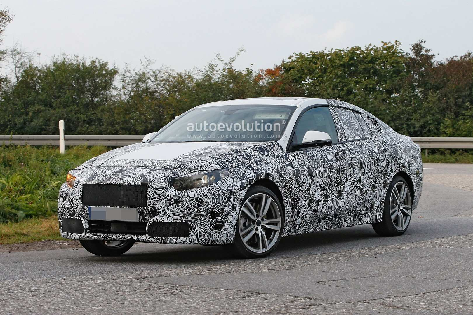 62 The 2019 Bmw 2 Gran Coupe Exterior