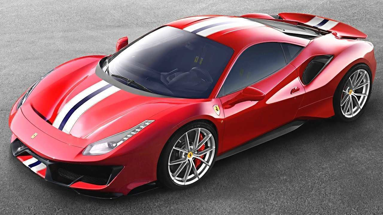 62 The 2019 Ferrari 588 Redesign And Review