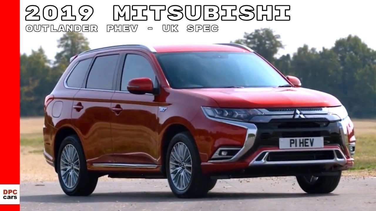 62 The 2019 Mitsubishi Outlander Phev Review Pictures