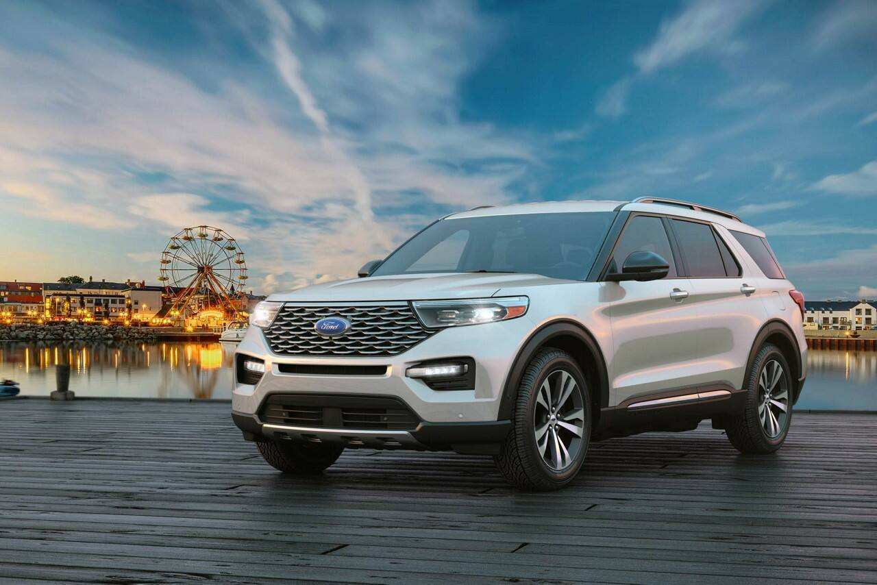 62 The Best 2019 Ford Vehicle Lineup Specs