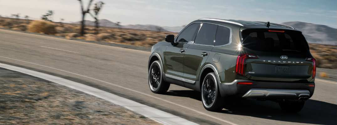 62 The Best Kia Telluride 2020 Mpg Release
