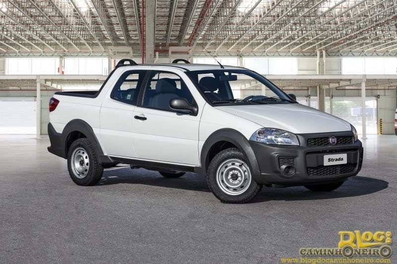 62 The Fiat Strada 2019 2 Ratings