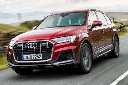 63 A 2019 Audi Q7 Facelift Price And Review