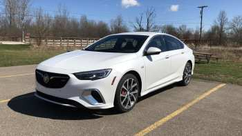 63 A 2019 Buick Lineup Configurations