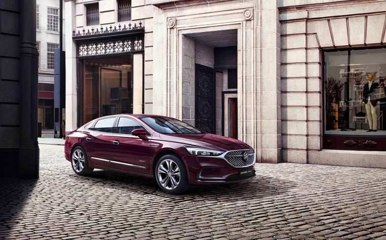 63 A 2020 Buick Lacrosse China Price And Review
