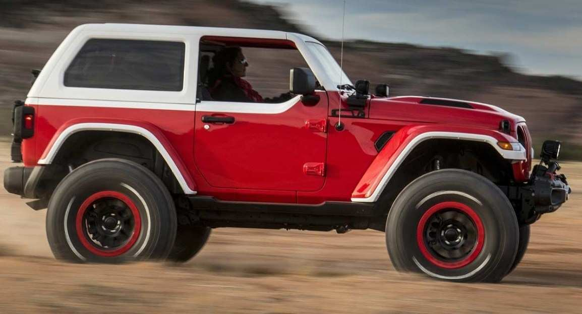 63 A Jeep Jeepster 2020 Redesign