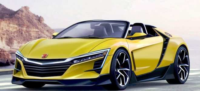 63 All New 2019 Honda Sports Car Style