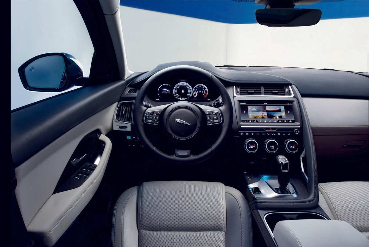63 All New 2019 Jaguar E Pace Price Price Design And Review