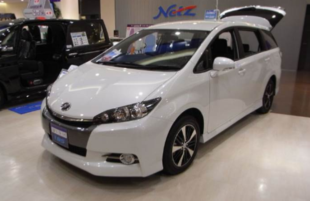 63 All New 2019 Toyota Wish Research New