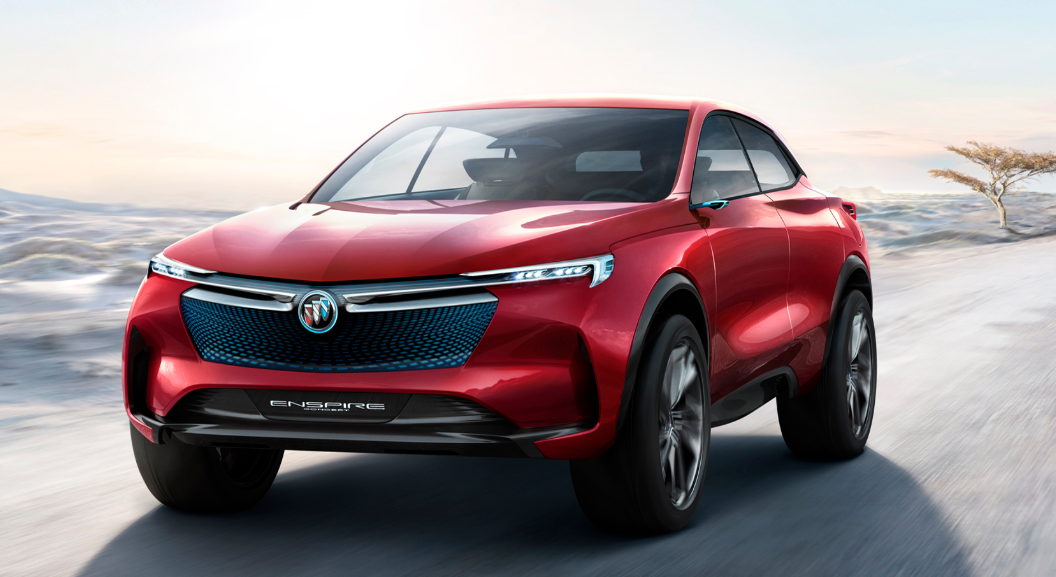 63 All New 2020 Buick Enspire Style