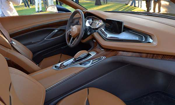 63 All New 2020 Cadillac Ct5 Interior First Drive