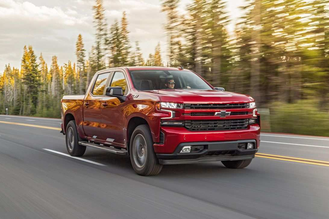 63 All New 2020 Chevrolet Pickup Truck Picture