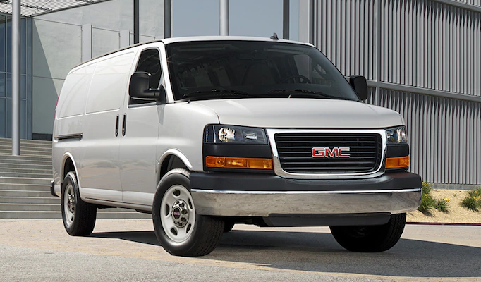 63 All New Gmc Van 2020 Review