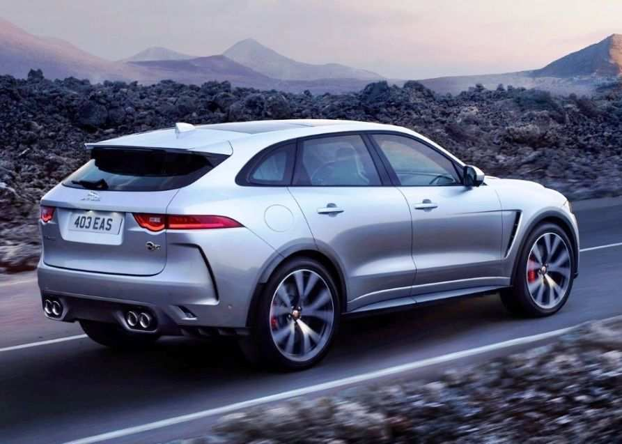 63 All New Jaguar F Pace New Model 2020 Release