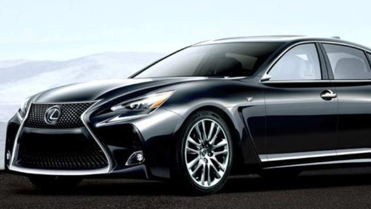 63 All New Lexus Gs F 2020 Picture