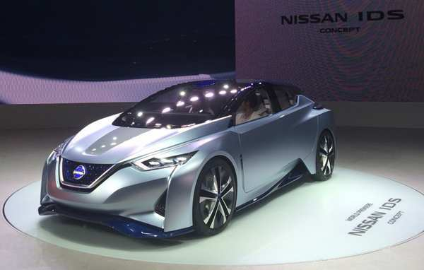 63 All New Nissan Driverless Car 2020 New Concept